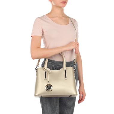 Женская сумка с двумя отделами Fabrizio Poker