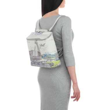 Женский кожаный рюкзак-трансформер Acquanegra