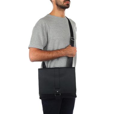 Практичная мужская сумка через плечо Stevens