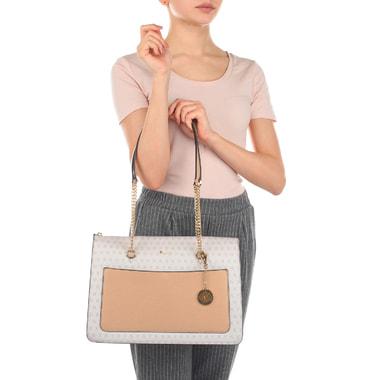 Женская сумка с длинными ручками DKNY