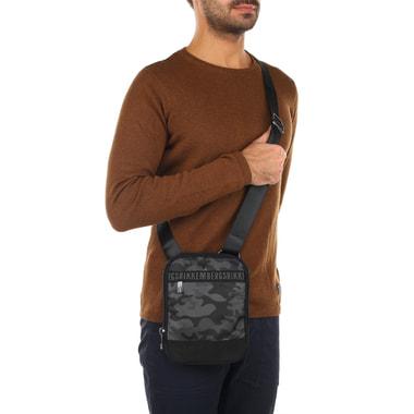 Мужская плечевая сумка Bikkembergs