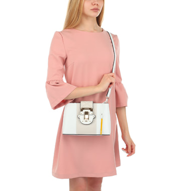 Женская сумочка на молнии Cromia