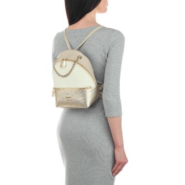 Женский городской рюкзак из кожи Marina Creazioni